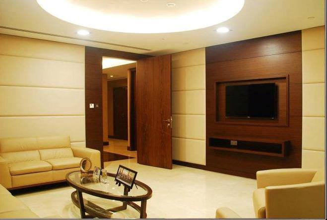 Wood Style Furniture Industry LLC, Joinery, Wooden Doors, Fit Out  Etihad  Towers 9.