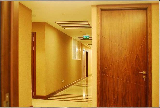 Wood Style Furniture Industry LLC, Joinery, Wooden Doors, Fit Out  Etihad  Towers 4.