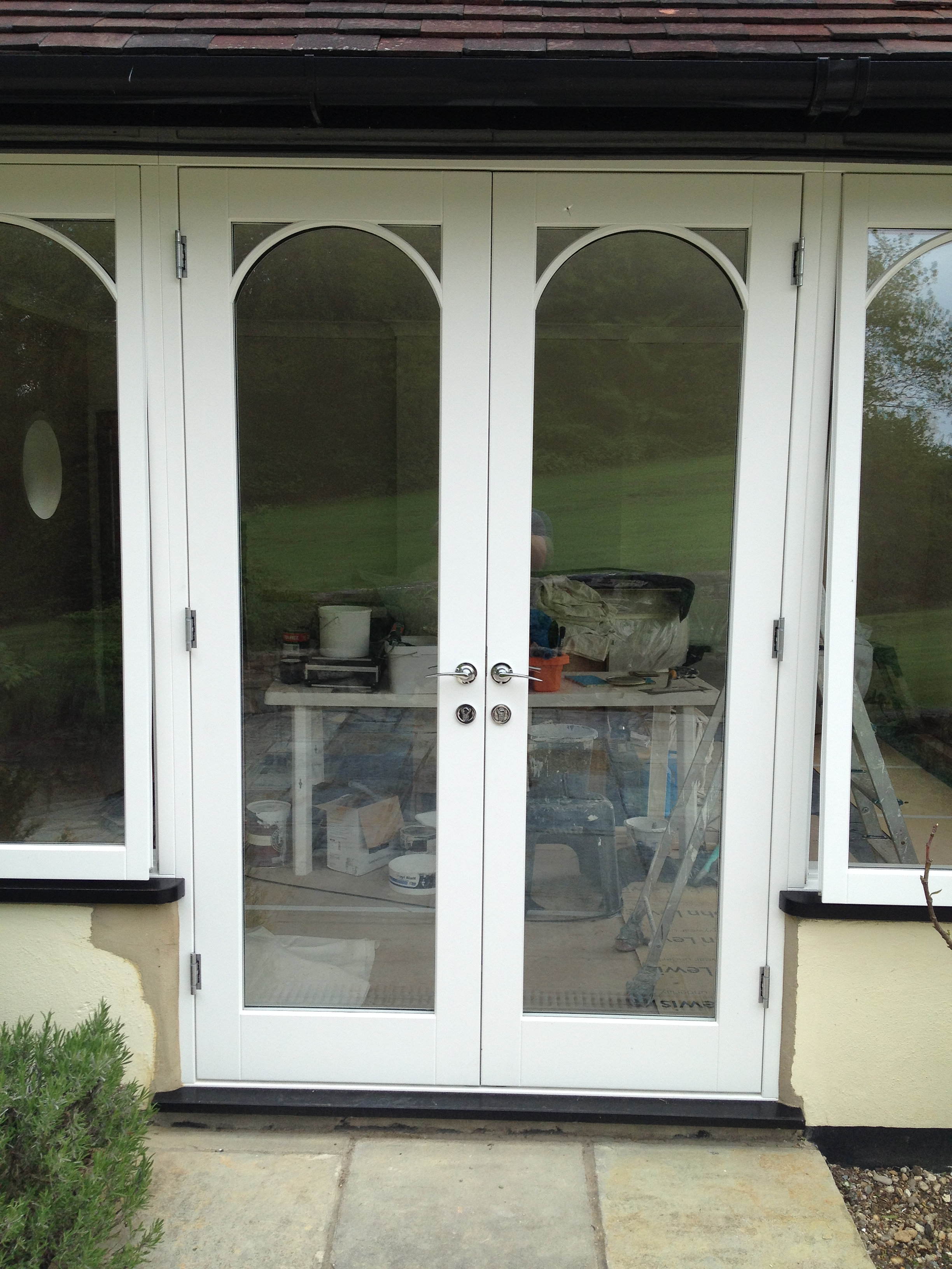 3264 #4E5C3C Timber Windows & Doors London Replacement Timber Window Frames  save image Replacing French Doors With Windows 46972448