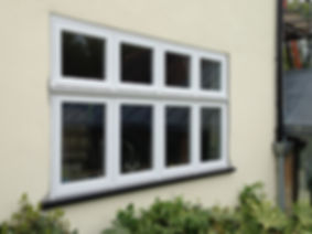 Timber flush windows, wooden casement windows and doors, timber windows london, traditional hardwood windows