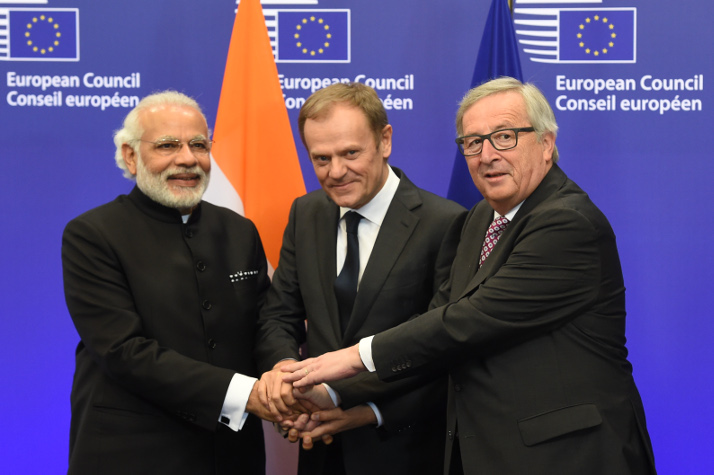La UE e India:  dos gigantes frente al cambio clim?tico