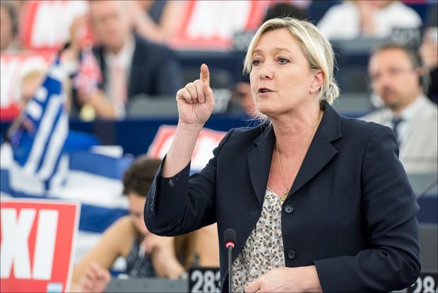 Le Pen paralitza la Fran?a pol?ticament correcta