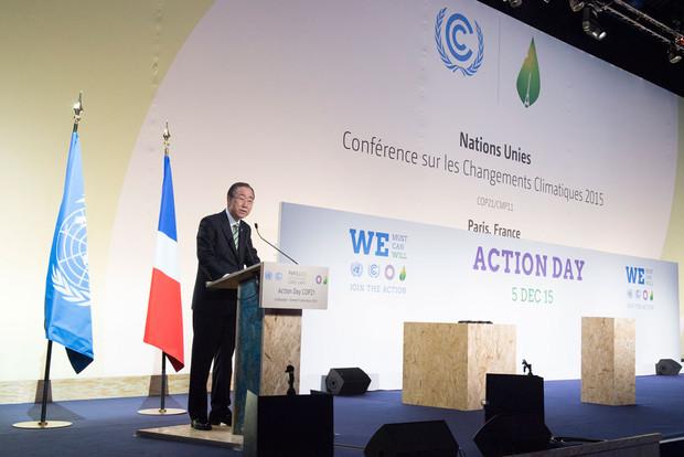 Primers resultats de la COP21