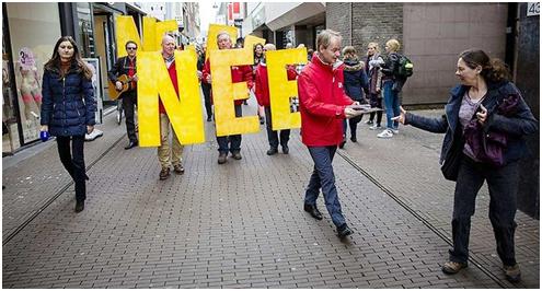 Refer?ndum holand?s: Se?al de alerta para Bruselas