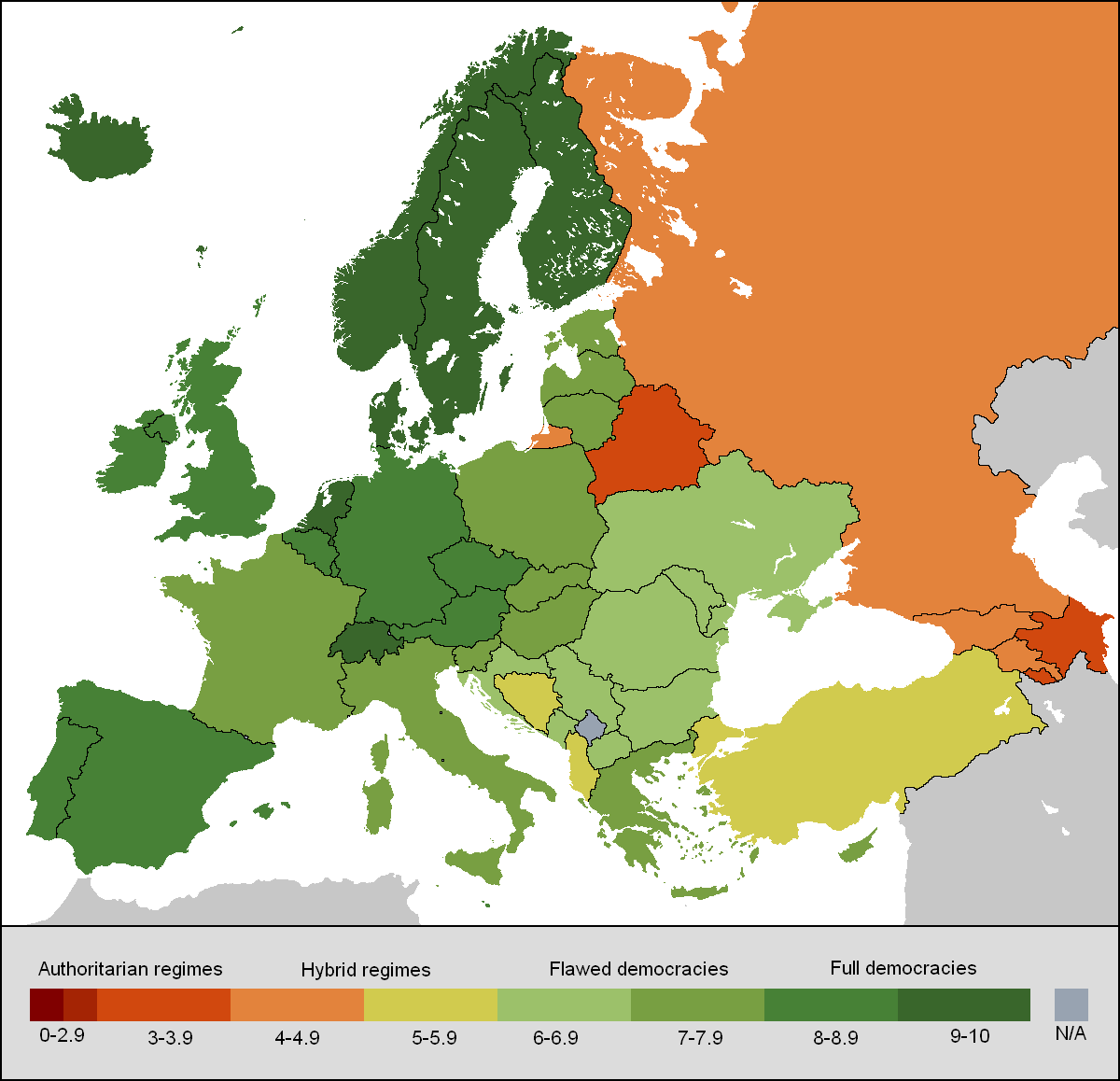 L'Europa democr?tica. An?lisi de d?ficits i propostes de regeneraci?.