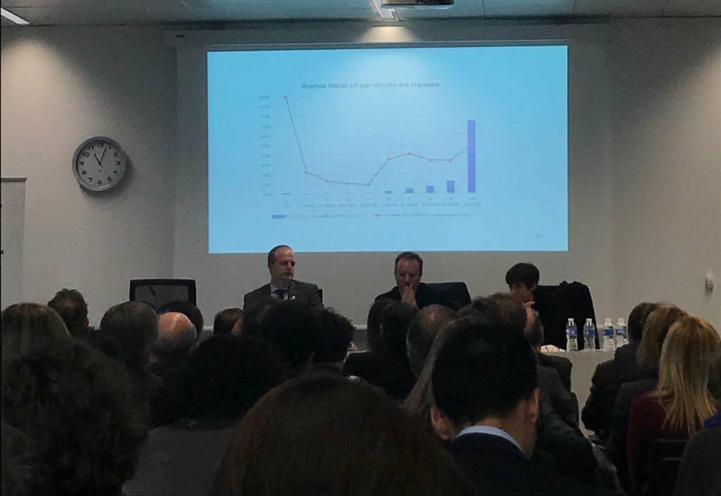 L'Ag?ncia Tribut?ria Catalana perd un 25% de recaptaci? potencial, segons el seu primer estudi de tax gap.