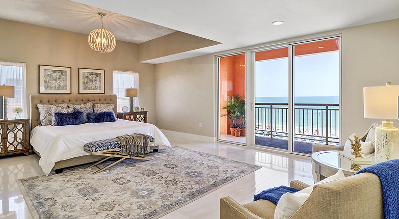 Bedroom Staging limelightstaging tampa home staging model homes clearwater