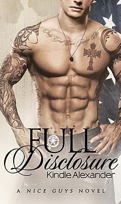 Release Day Review:  Full Disclosure (A Nice Guy Novel, Book 2) by Kindle Alexander