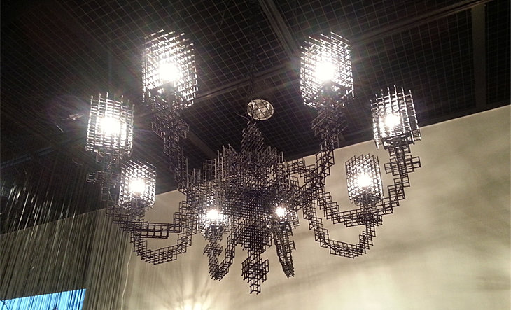 Afterimage_chandelier