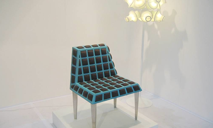 Swallen Chair & Spline Lighting