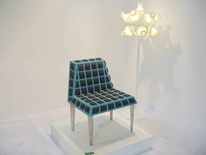 Swallen Chair & Spline Lighting