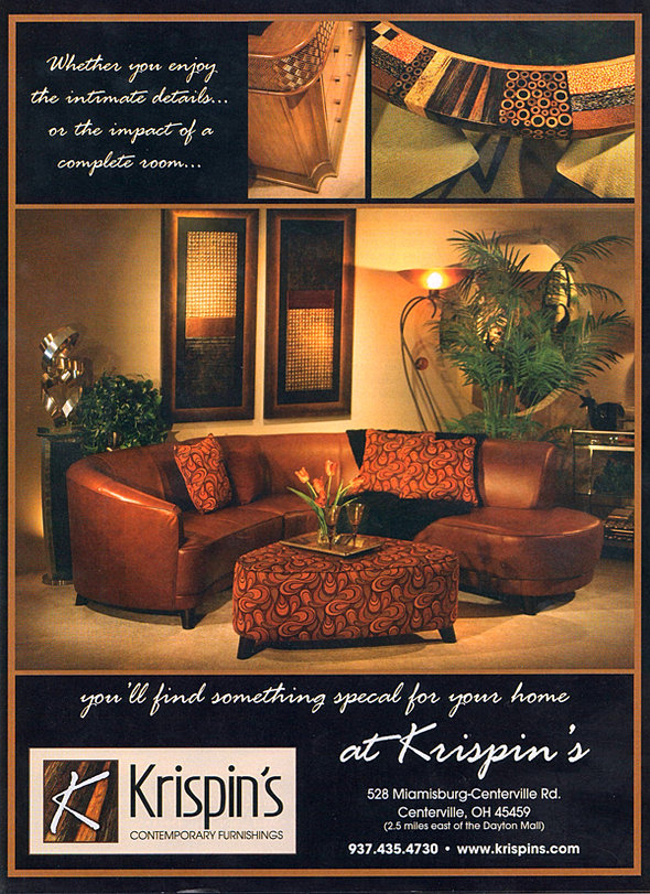 Krispins ad