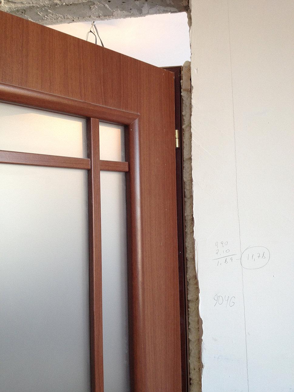 Установка доборов межкомнатных дверей своими руками 68
