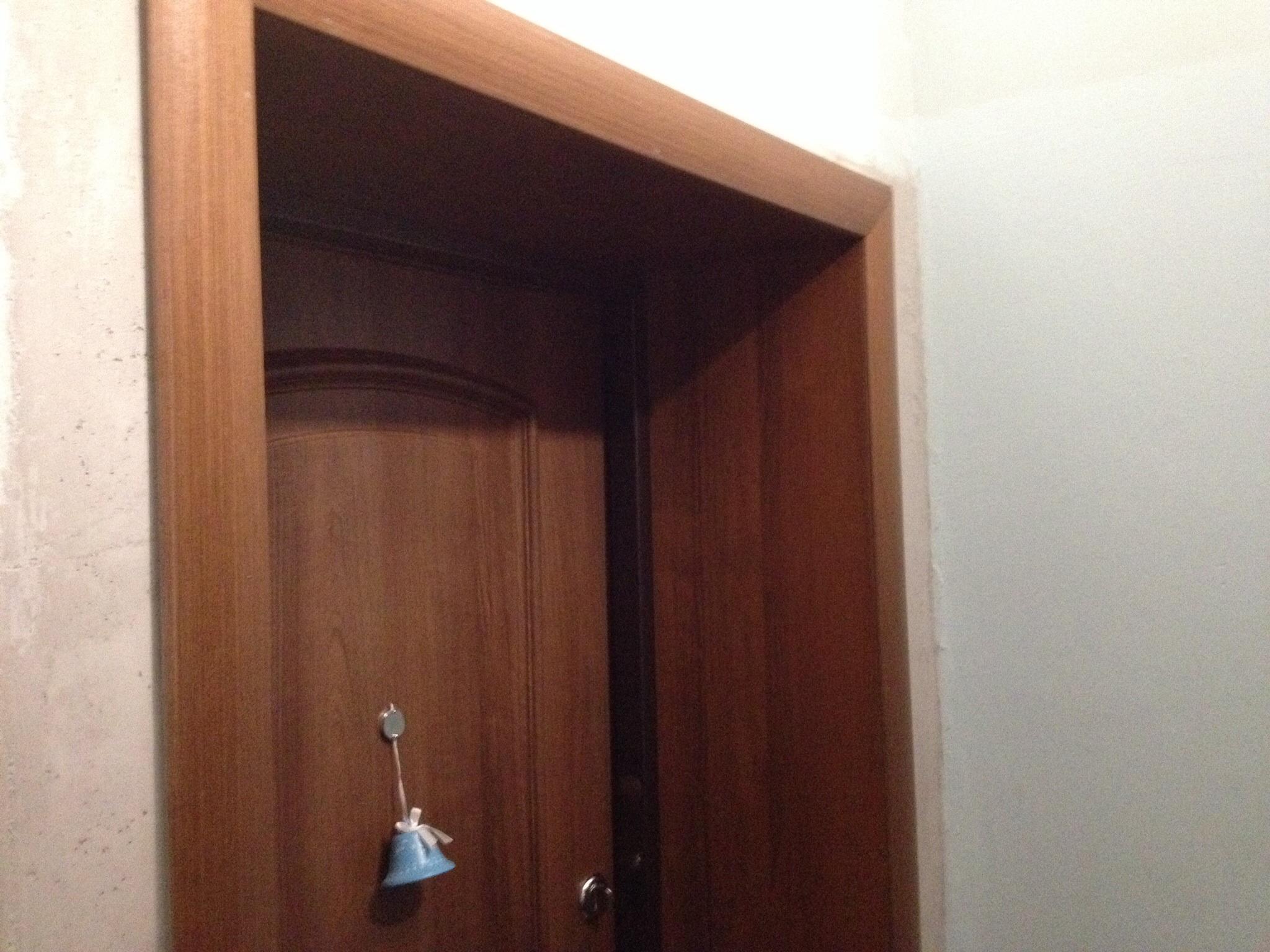 Как установить межкомнатную дверь 82