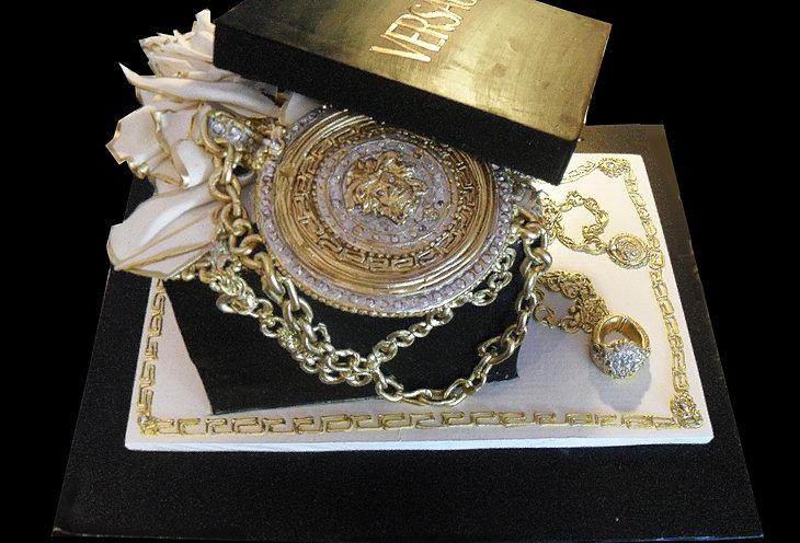 Cake and Art - LA Versace