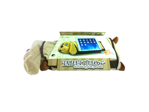 Cute Tablet Pillow : Kids Cute iPad Tablet Travel Holder Dog Pillow Ross Bargains Your Everyday Place For Amazing ...