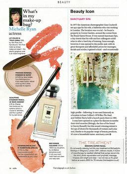 Sunday Telegraph Stella Magazine