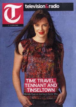 Telegraph TV & Radio Magazine