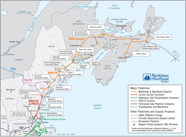 Kinder Morgans pipeline maps show where theyre heading  how