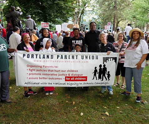 March on Washington Portland Edition
