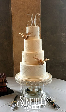 Sinfully Sweet Cake Design Weddings