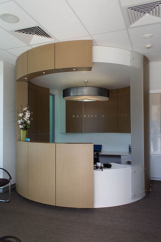 Retail Commercial Interior And Exhibition Design Brisbane Bayside Urology