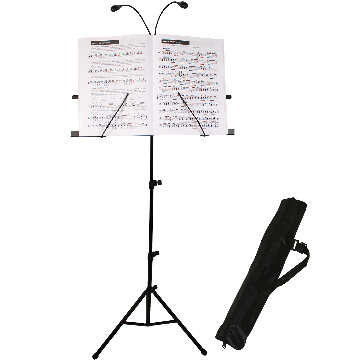 Chromacast Music Stands