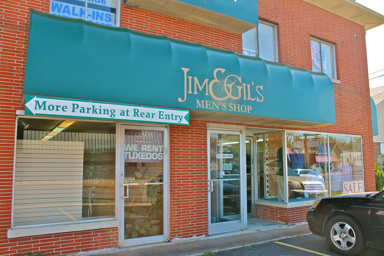Jim And Gils Mens Shop