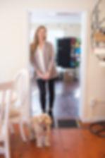 特蕾西·斯托瑞斯在佛蒙特婚礼工作室