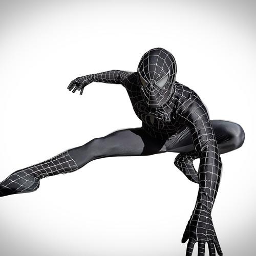 Black Spiderman Costume Replica | www.pixshark.com ...