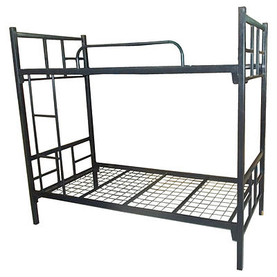 For sale double decker bed and clothes cabinet bnew for Double deck bed for sale