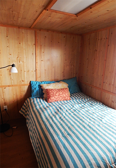 bedroom in a box