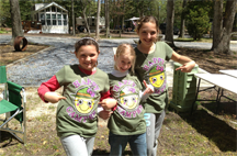 Holly Shores Kids Camp Free Weekend
