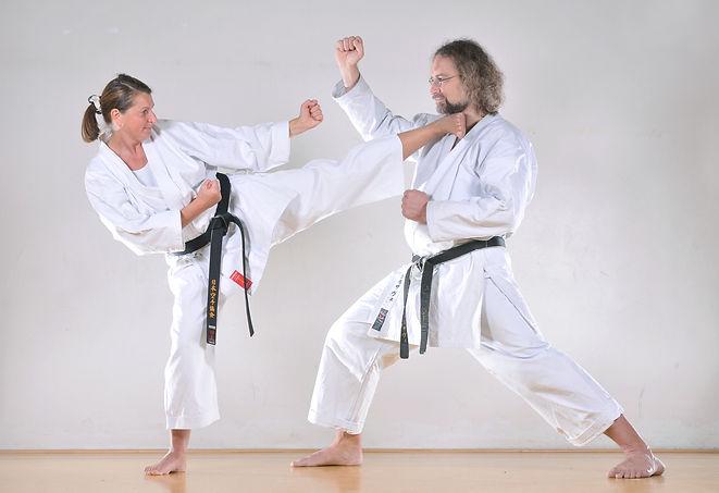 Karate in Berlin