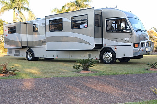 Popular New Used Motorhomes For Sale In Queensland Australia Html  Autos