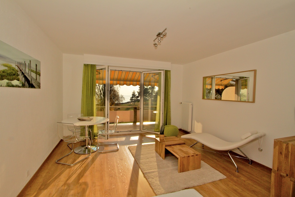 Studios cochard l appartement meubl lausanne l furnished for Appartement meuble lausanne