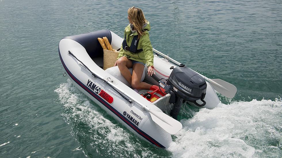 лодки с моторами ямаха