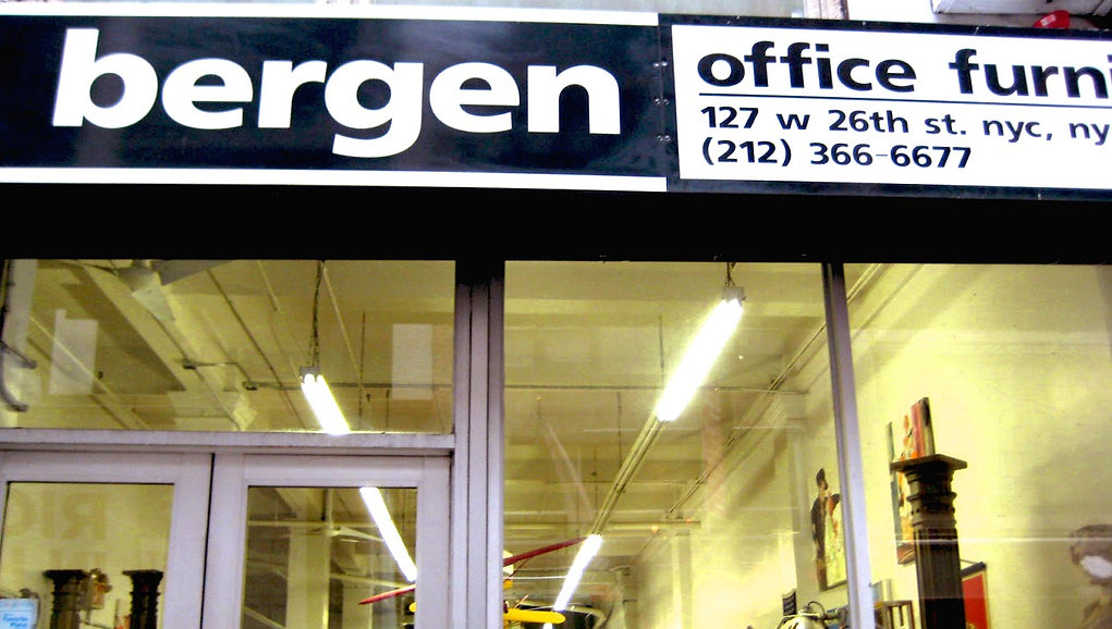 bergen office furniture
