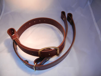Ching Sling 125 Chestnut brass .JPG