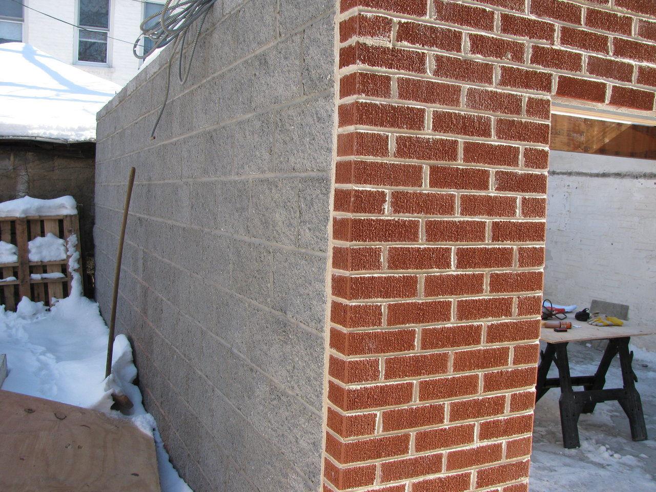 Aa builders inc recent jobs for Garage block