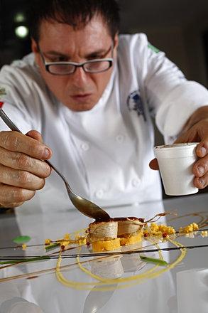 Chef Gianfranco Chiarini ©