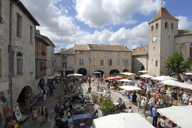 Plus Belles Villes Du Tarn