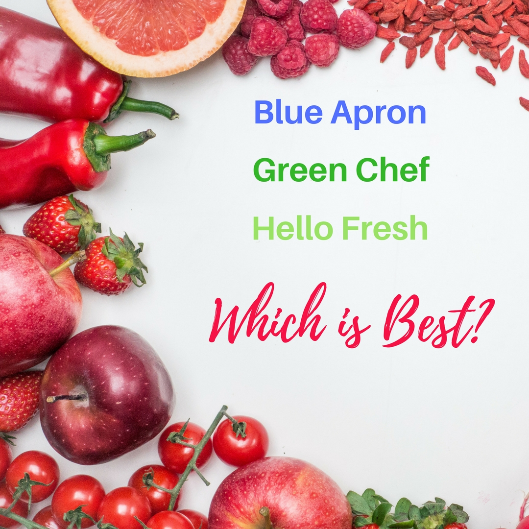 Blue apron green chef - Review Comparison Blue Apron Green Chef Hello Fresh The Finale Wine Workout Home Workout Sip Wine Eat Well Love Your Body