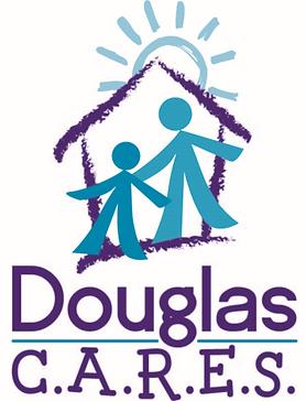 Douglas CARES logo