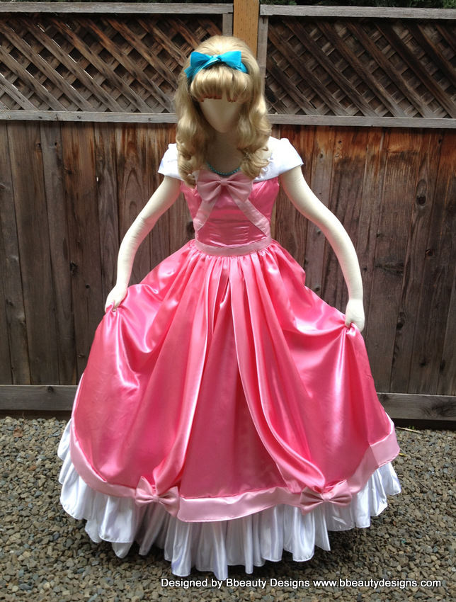 cinderella in pink dress - photo #39