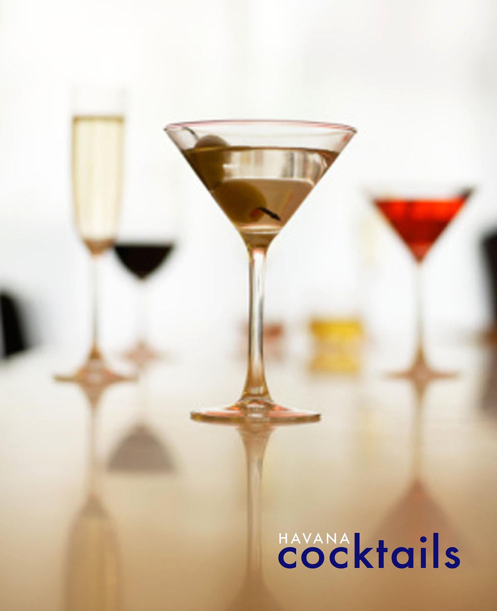 Havana Cocktail Book