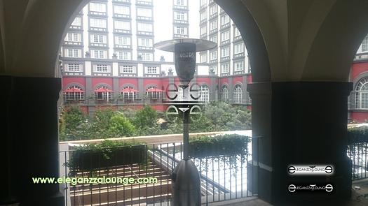 Eleganzzalounge renta calentadores para jard n patio y for Calentadores para jardin