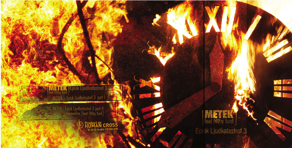 Metek - Episk Ljudkatastrof X