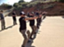 Cours OIS pros Krav Maga. Professionnels de la sécurité