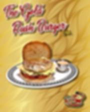 Nouvelle proposition gold rush burger 04